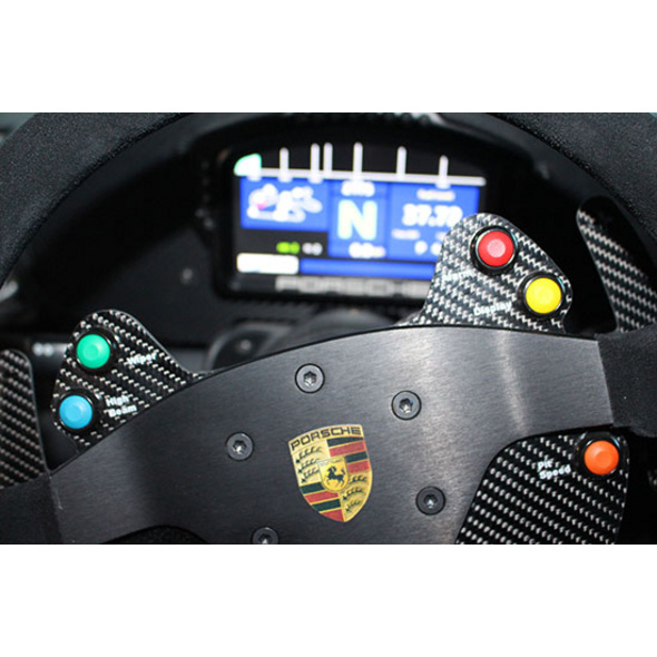 Porsche 911 GT3 Cup Rennsimulator in Berlin