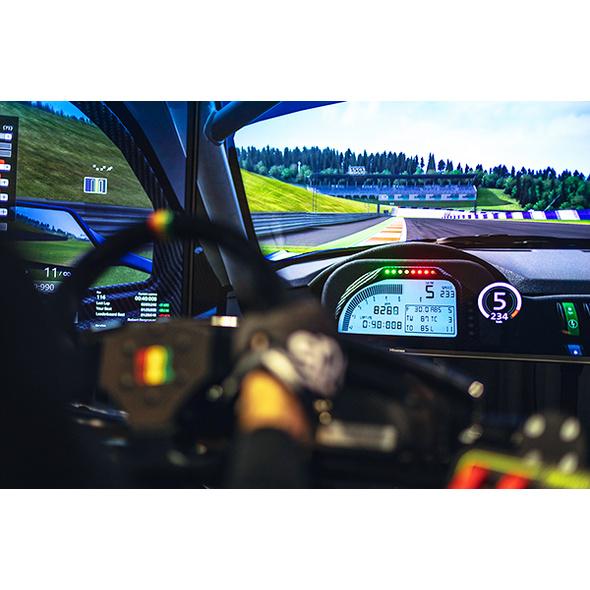 Sim Racing in Taufkirchen (60 Minuten)