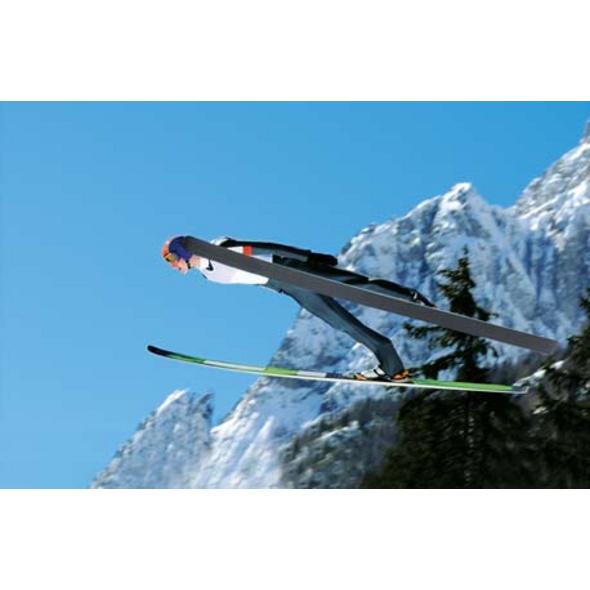 Skisprung Workshop in Oberstdorf