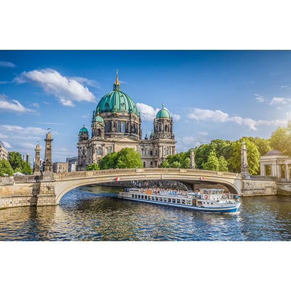 Frühstück & Spree-Rundfahrt Berlin für 2