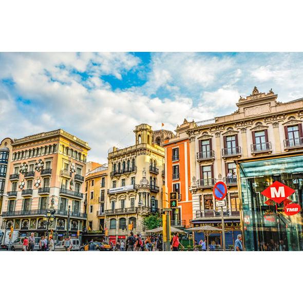 Barcelona Feinschmecker & Altstadt Tour für 2