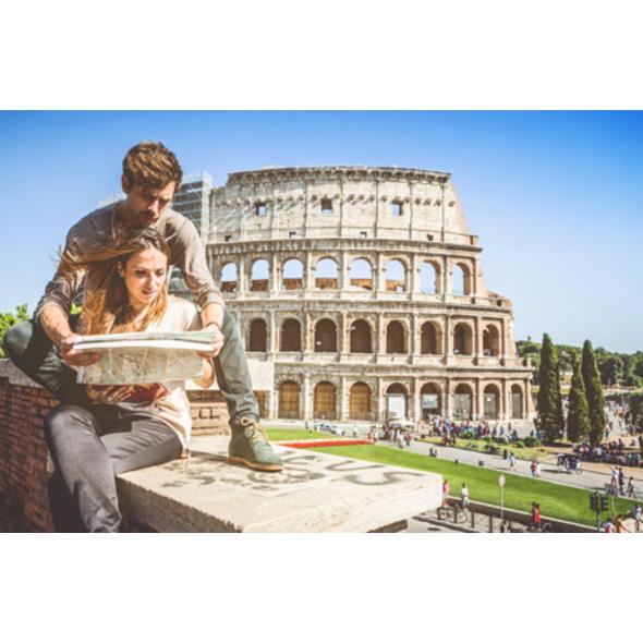 Städtetrip nach Rom für 2 (3 Tage)