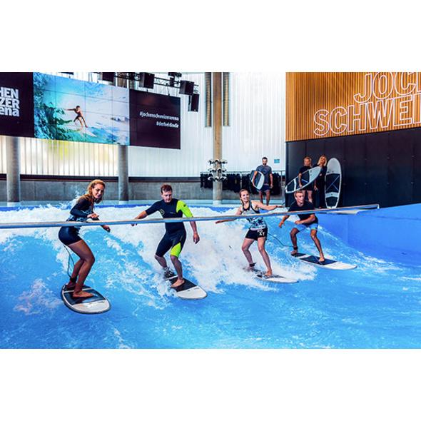 Indoor Surfkurs - Arena München