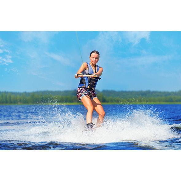 Wakeboard fahren (1 Tag)