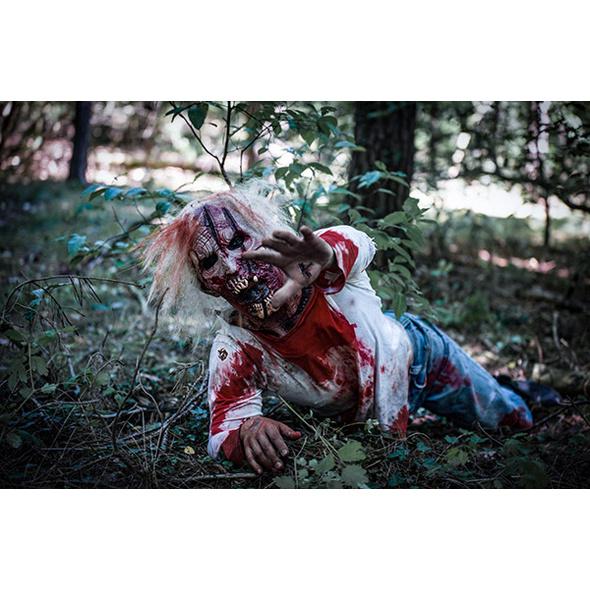 Zombie Survival Event