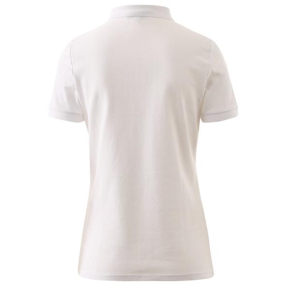 Poloshirt mit Stickemblem