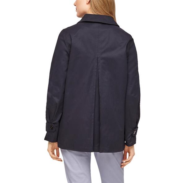 Wasserabweisende Jacke im Trench-Look - Jacke