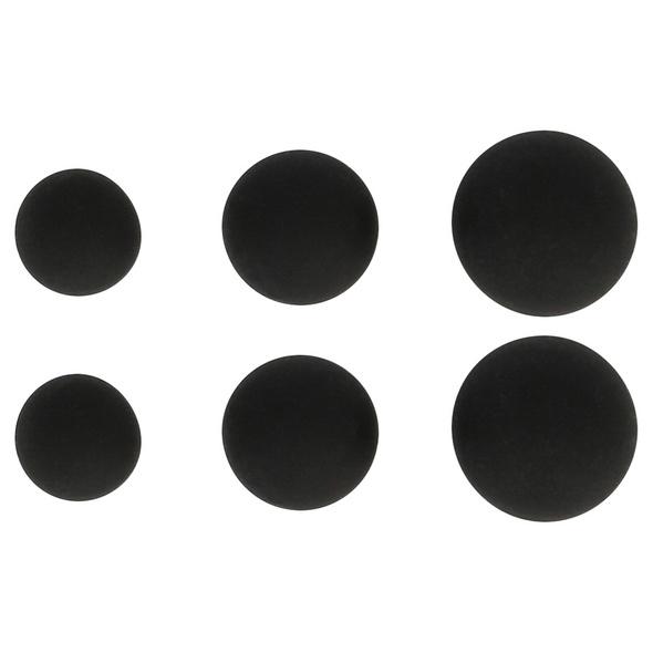 Ohrstecker - Deep Black