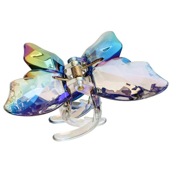 Haarspange - Shiny Rainbow
