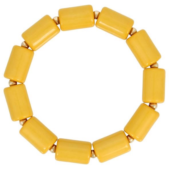Armband - Trendy Yellow
