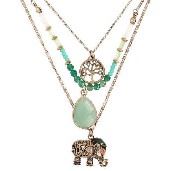 Kette - Lovely Elephant
