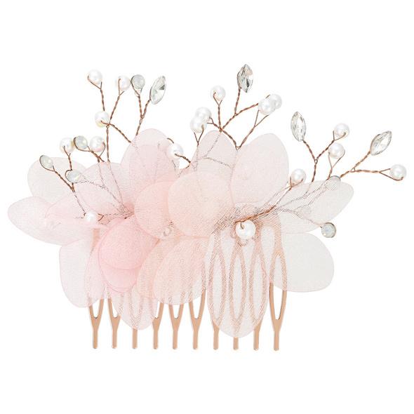 Haarkamm - Cherry Blossom