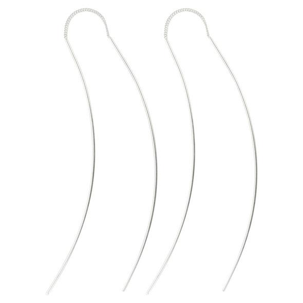 Ohrhänger - Silver Bars