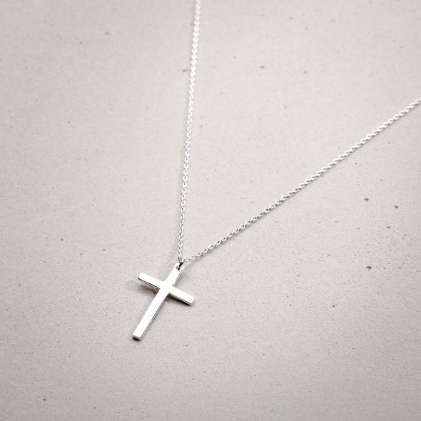 Kette - Silver Religion