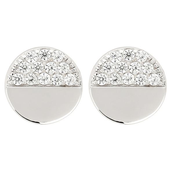 Ohrstecker - Cute Sparkling Crystal