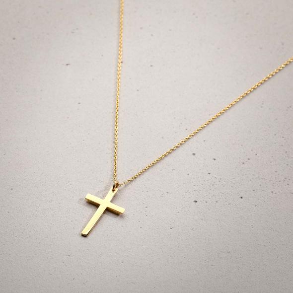 Kette -  Jesus Cross