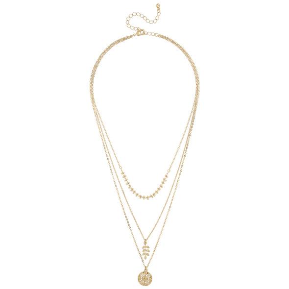 Kette - Sacred Gold