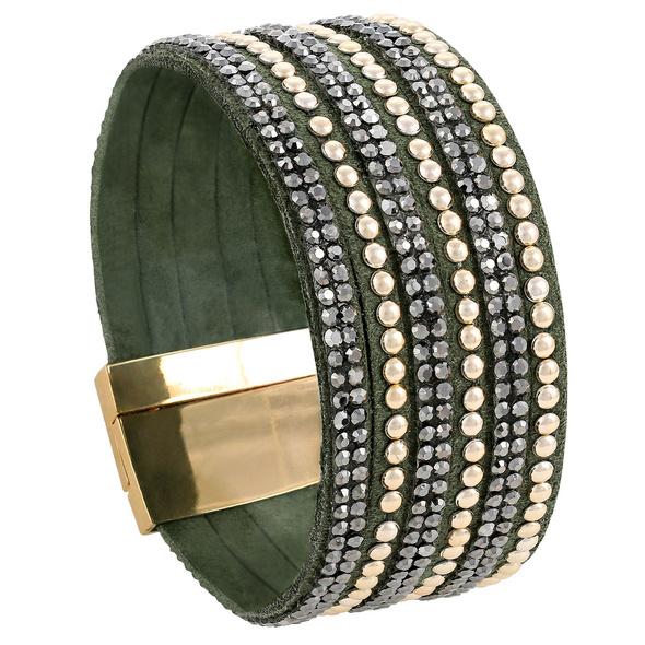 Armband - Sparkling Green