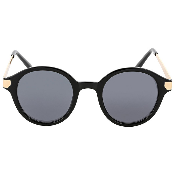 Sonnenbrille - Retro Black