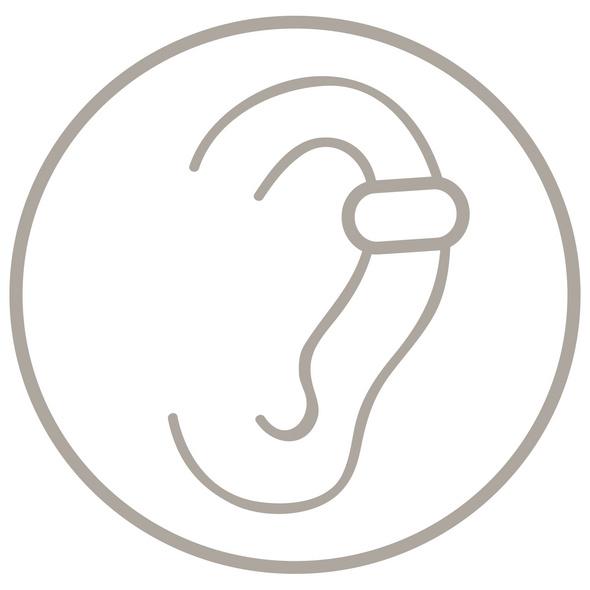 Ohr-Set - Star Ear