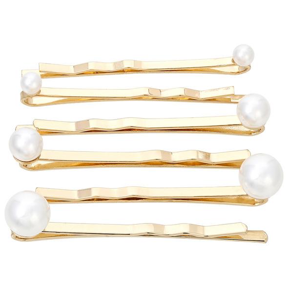 Haarnadel-Set - Pearl Shine