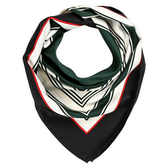 Bandana - Green Stripes