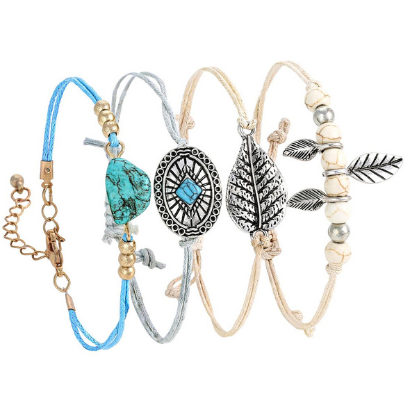 Armband - Cute Lovely Leaves