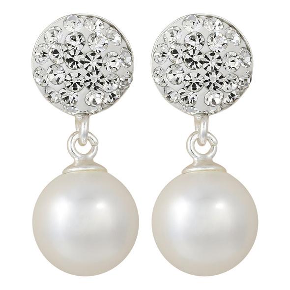 Ohrstecker - Glitter Little Pearls