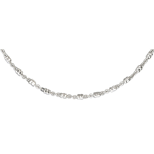 Kette - Shiny and Silver