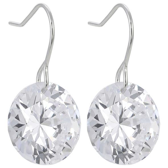 Ohrhänger - Diamant Star
