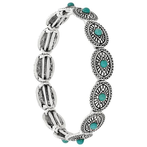 Armband - Oval Ornament