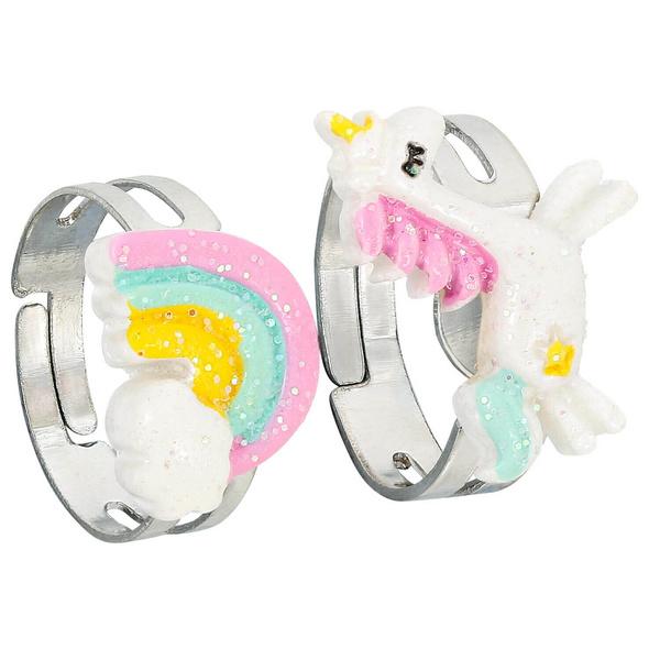 Kinder Ring-Set - Colorful Friends