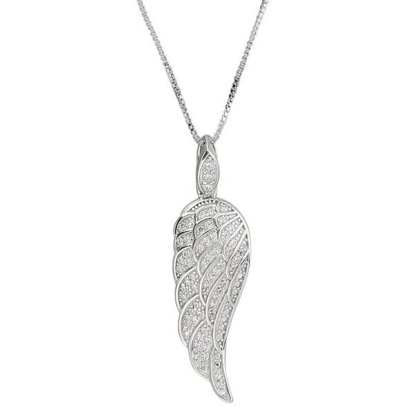 Kette - Silver Wing