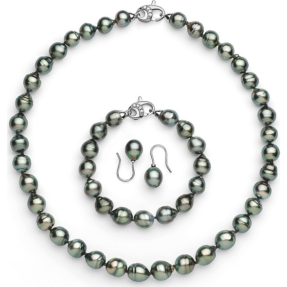 CHRIST Pearls Schmuckset