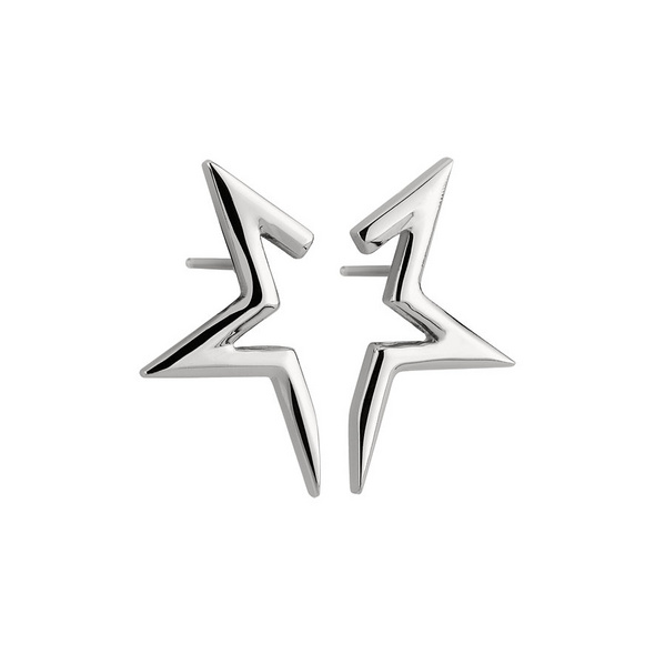 Liebeskind Berlin Ohrstecker Half-Star
