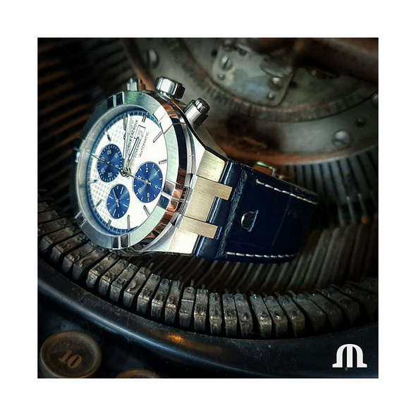 Maurice Lacroix Herrenuhr Aikon Chronograph Day Date