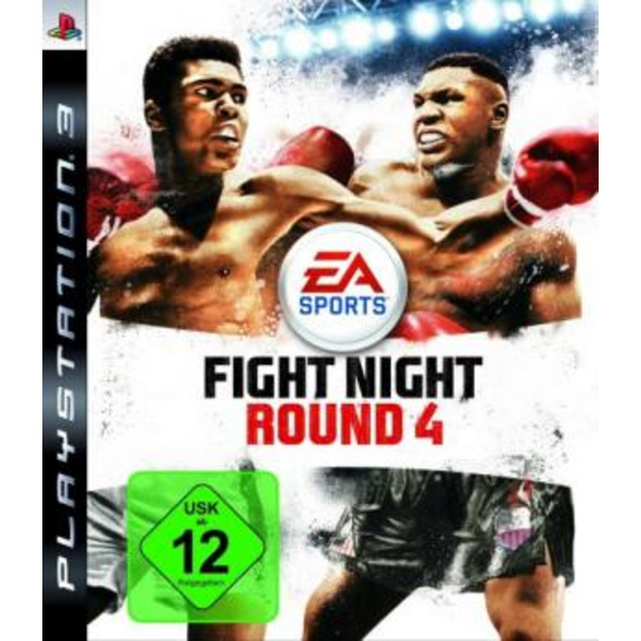Electronic Arts Fight Night Round 4