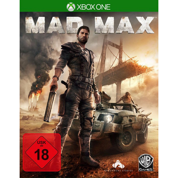 Warner Interactive Mad Max