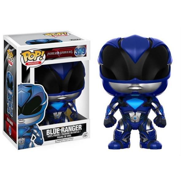 Power Ranger - POP!-Vinyl Figur Blue Ranger