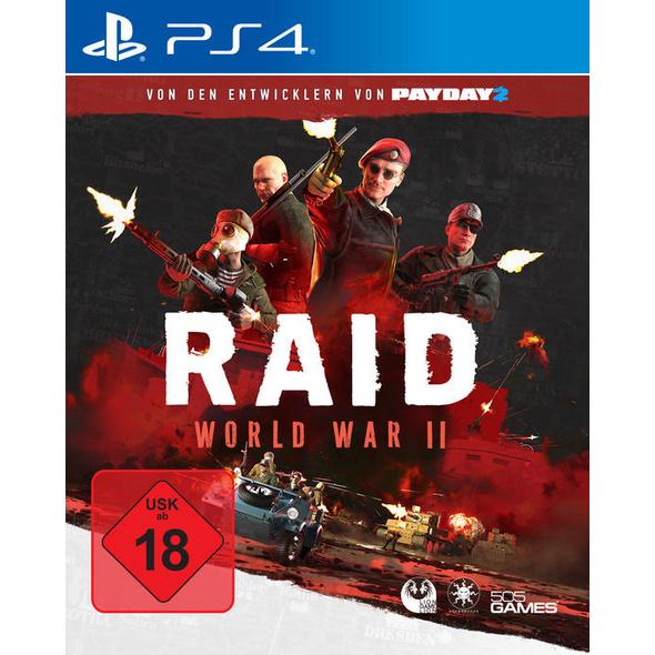 RAID World War 2