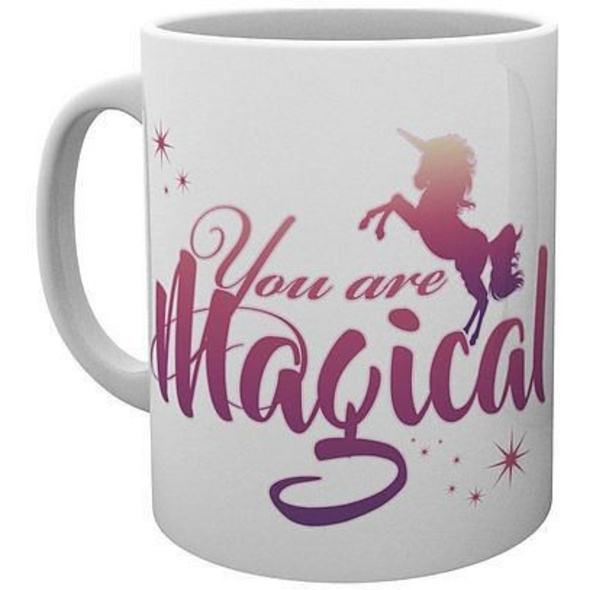 Einhorn - Tasse You are Magical