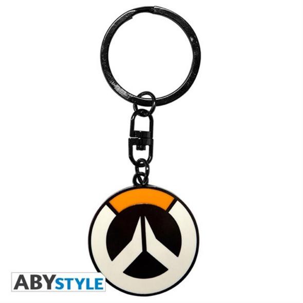 Overwatch - Schlüsselanhänger Logo X4