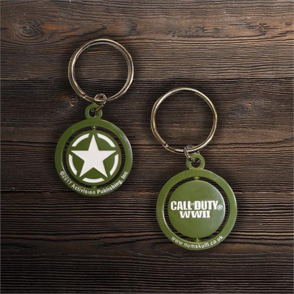 Call of Duty: WWII - Schlüsselanhänger Freedom Star