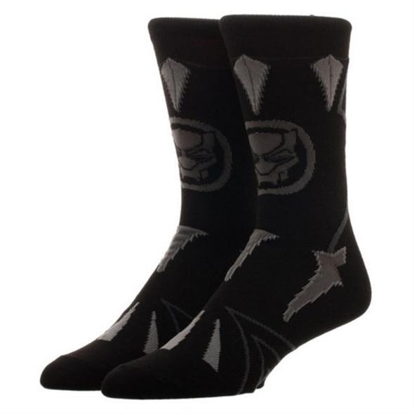 Marvel Black Panther - Socken (Größe 43 - 47)