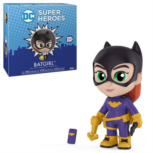 Batman - 5 Star Vinyl Figur Batgirl