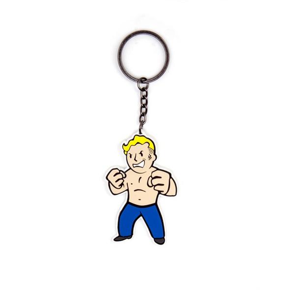 Fallout 4 - Schlüsselanhänger Strength