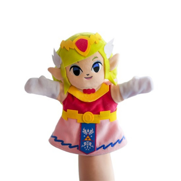 The Legend of Zelda - Handpuppe Prinzessin Zelda
