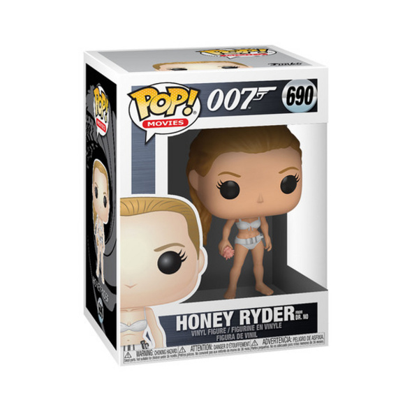 James Bond - POP!- Vinyl Figur Honey Rider