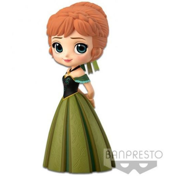 Disney - Figur Q Posket Anna Coronation Style