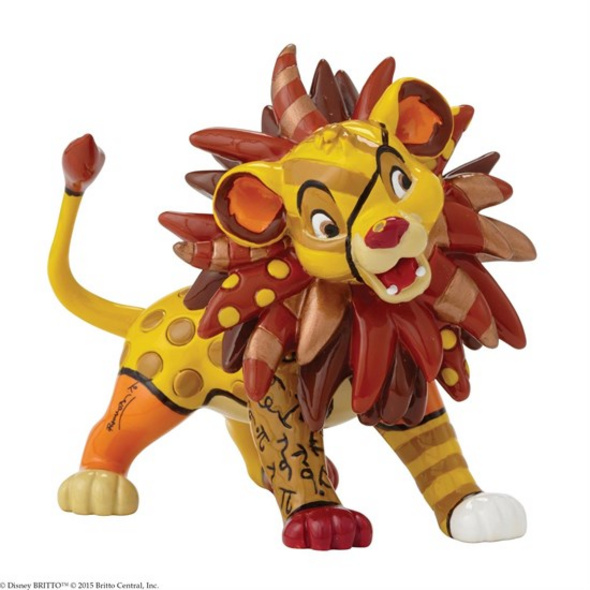 Disney - Figur Simba Mini